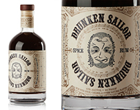 Drunken Sailor Rum