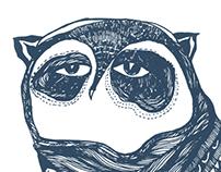 Owl panda