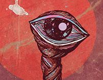 Eye snake