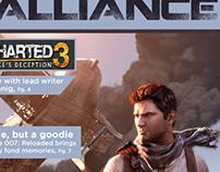 Alliance gaming magazine