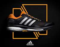 Adilier. App powered by Adidas