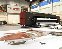 SOME DIFFERENT PRINTING PROJECTS BY COPYEXPRESS