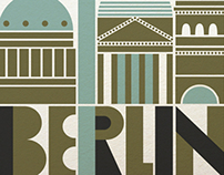 BERLIN - illustration
