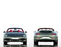 Porsche 911 Carrera - Profiles