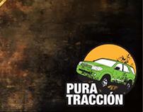 PURA TRACCIÓN