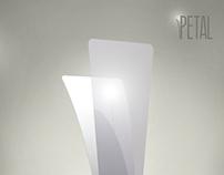 PETAL / interior lamp