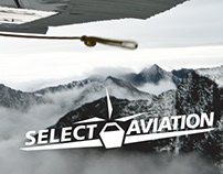 Select Aviation Branding
