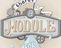 Drupal module poster