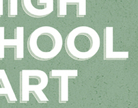 High School Art Mentor Poster