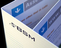 BSM Ireland: Printed collateral