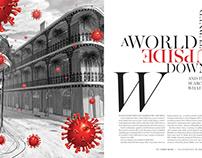 NOLA upside down - New Orleans Magazine