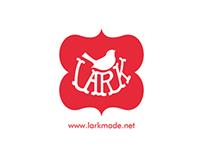 The Lark Store- Rebranding