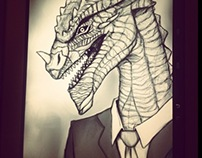 Mr. Dragonkin