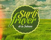 Surtifruver * Branding