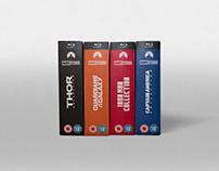 Blu-ray Box Designs