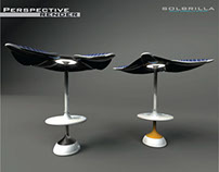 Solbrilla Solar Umbrella System