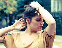 Fashion Campaign - Agustina Noceti Joyas