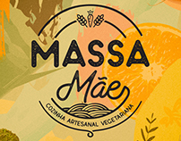 Massa Mãe - cozinha artesanal vegetariana