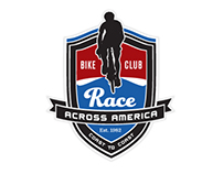 Race Across America Bike Club Logo 2012