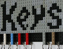 More than Lego – Keyboard