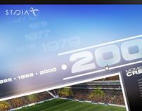 Stadia Website