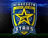 Minnesota Stars Logo Build