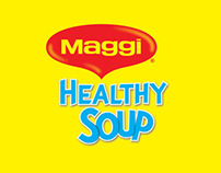 "Maggi ""Eat Light be Light"" campaign"