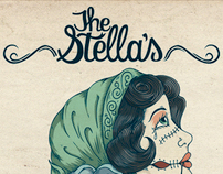 The Stella's - Cut Throat EP