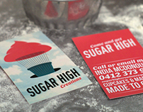 Sugar High Creations - Branding & Identity