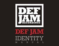 Def Jam Recordings Brand Manual