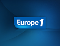 Europe 1 • UIDesign IOS for iPad