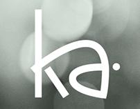 "Logo ""ka grphx"""