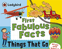 THINGS THAT GO Ladybird First Fabulous Facts