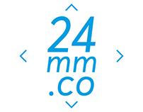 24mm.co - Propuesta de identidad corporativa