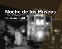 Noche de los Museos 2016 - Taller Polvorín