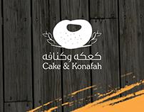 Cake & Konafah Menu