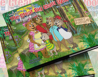 The Great Big Giant Woods Children's Book