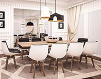 B5 Villa Livingroom