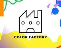 Color Factory Rebrand (2017)