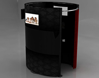 Ultra Portable Photo Booth
