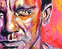 Portrait Daniel Craig