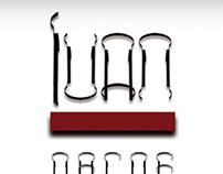 IVAN typeface
