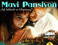 Mavi Pansiyon Movie Advertisement