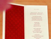 Gedichtband der irischen Pianistin Gráinne Dunne