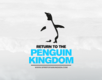 SING FOR THE PENGUINS