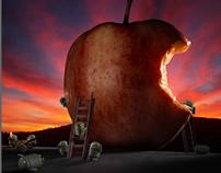 apple vs androboy...