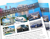 Carefree Lifestyle | email marketing campaign