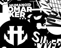 Humanoïd Wakeboard x Omarker