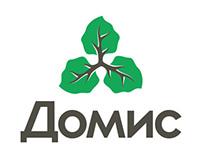 Domis logotype design - 2011