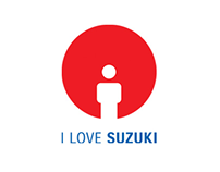 I Love Suzuki Website Re-Design